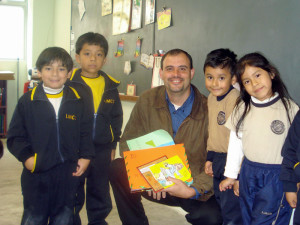 With LMCS preschool students
